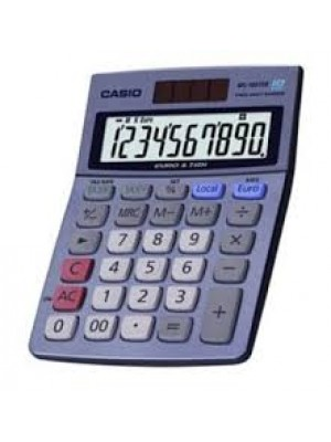 CALCULADORA CASIO 10 DIGITOS MS-100