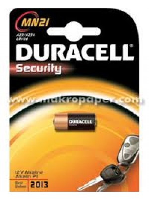 BLISTER PILAS ALCALINA MN21 DURACELL